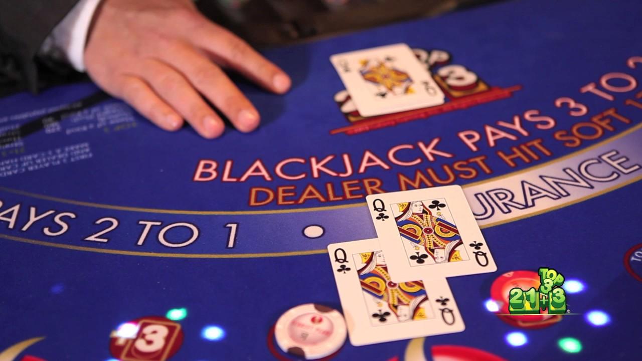 Start practicing blackjack